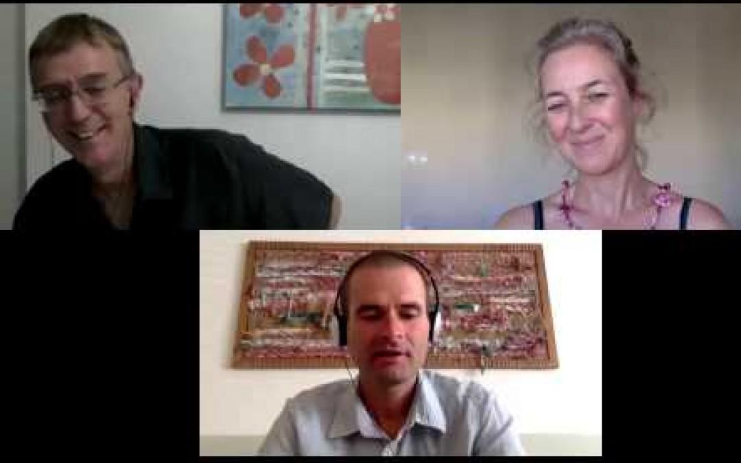 In conversation with Gordon Faulkner